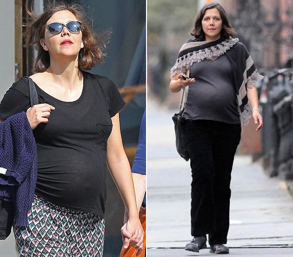 Maggie Gyllenhaal színésznő és férje, a szintén színész Peter Sarsgaard hálaadáskor közölték barátaikkal, hogy Maggie már a hatodik hónapban van, és hamarosan kistestvére születik ötéves kislányuknak, Ramonának.