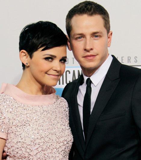 Ginnifer Goodwin  Az Egyszer volt, hol nem volt című sorozat Hófehérkéje 2011 őszén kezdett el randizni sorozatbeli kollégájával, a herceget alakító Josh Dallasszal. 2013. október 9-én bejelentették, hogy eljegyezték egymást, november 20-án pedig azt, hogy első gyermeküket várják.