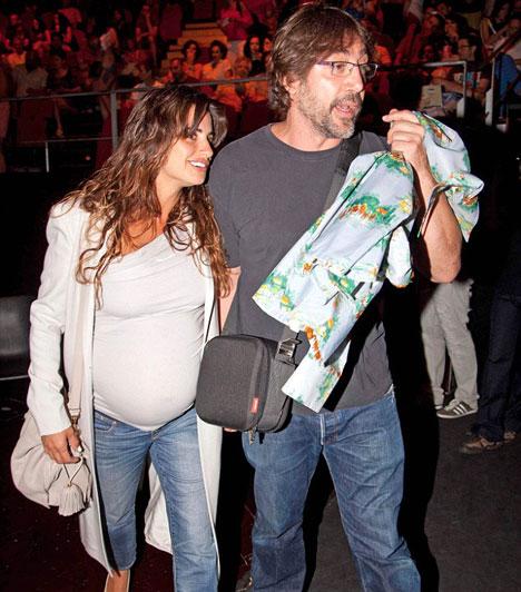 Penelope Cruz  A spanyol színésznő és Javier Bardem ugyanazon a napon örülhettek második gyermeküknek, mint Katalin hercegné és Vilmos herceg. A színész házaspár kisfiuk, Leonardo után július 22-én egy kislányt kapott, akit Luna Encinas Cruznak neveztek el.