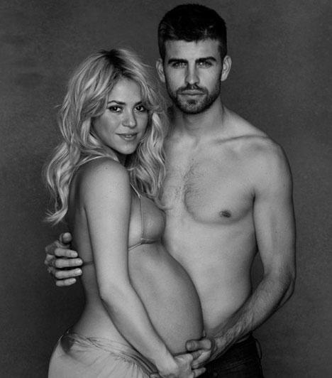 Shakira  Az argentin énekesnő január 22-én hozta világra Gerard Piqué spanyol labdarúgó kisfiát, aki a Milan Piqué Mebarak nevet kapta.  Kapcsolódó cikk: 3 hónap alatt mínusz 14 kiló »