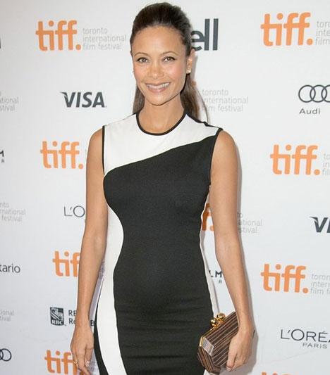 Thandie NewtonAz amerikai színésznő szeptember 8-án árulta el, hogy a 12 éves Ripley és a 9 éves Nico után férjével, Ol Parkerrel egy harmadik gyermeknek örülhetnek.