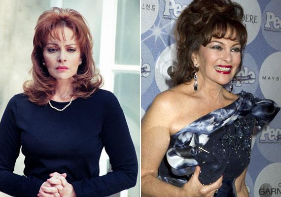 A sorozatban Valeria del Castillo, azaz Lupita Ferrer gonosz anyóst játszott, aki mindenáron el akarta szakítani fiát a szegénysorból jött leányzótól. A színésznő telenovellákban játszik a mai napig.