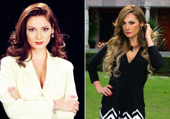 A Rosalinda önző nővérét, Fedrát alakító Nora Salinas modellből lett sikeres színésznő. Elvált, és két gyermeke van. Fia 2002-ben, lánya 2010-ben született.