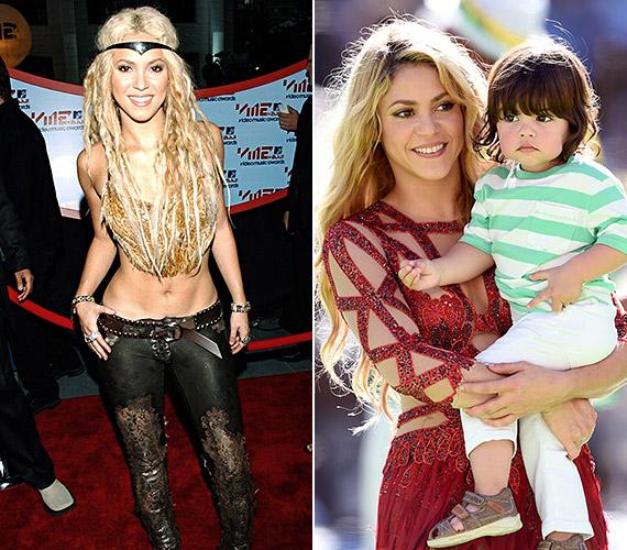 Shakira a '90-es években robbant be a köztudatba, aWhenever, Wherever számával vált világhírűvé. Máig íz albumot adott ki, a zsűrizéstől a babavárás miatt távolodott el.