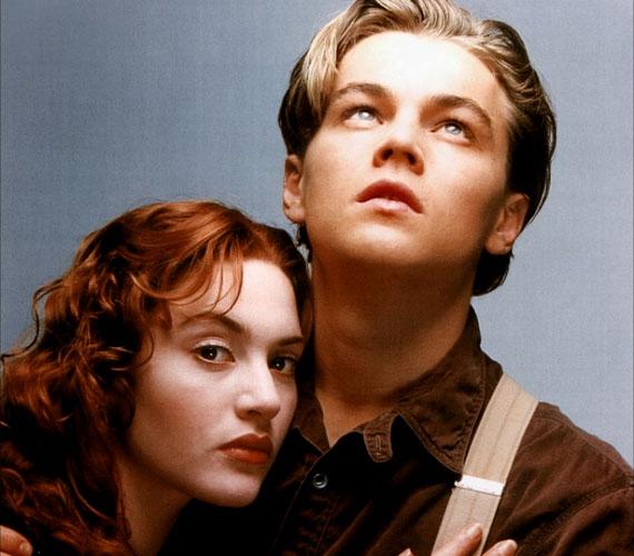 Íme, a Titanic fiatal szerelmespárja.