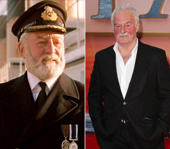 A kapitány szerepében feltűnő Bernard Hillt az utóbbi években is számos filmben láthattuk, például A Gyűrűk Ura Theoden királyaként is kiváló alakítást nyújtott.