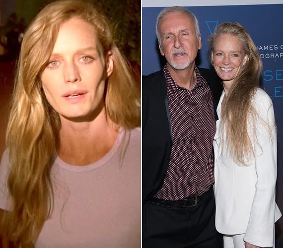Suzy Amis játszotta Rose unokahúgát, Lizzy Calvertet, aki elkísérte az idős Rose-t a kutatóhajóra. A színésznő a Titanic forgatásán ismerkedett meg James Cameron rendezővel, akivel első pillantásra egymásba szerettek. Bár a rendező Linda Hamilton kedvéért dobta Suzyt, később mégis visszament hozzá. Suzy Amis 1999-ben, 37 éves korában visszavonult a filmezéstől, 2000-ben hozzáment Cameronhoz, azóta neki és három közös gyermeküknek él, mellettük van egy nagyfia is, előző házasságából. A színésznő egyébként nem nagyon mutatkozik, néha férje társaságában jelenik csak meg egy-egy vörös szőnyeges rendezvényen.