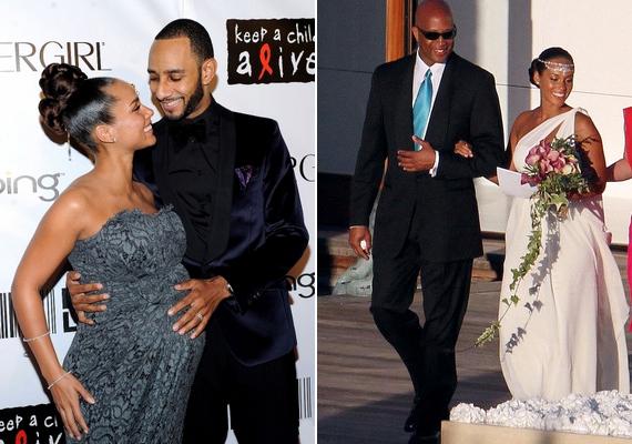 Alicia Keys és Swizz Beats 2010 júliusában, Korzikán házasodtak össze, azonban az Egyesült Államokban mindeddig nem törvényesítették kapcsolatukat. Az esküvőn a terhessége utolsó hónapjaiban járó énekesnő egy Vera Wang ruhát viselt.
