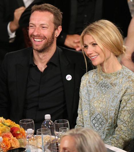 Gwyneth Paltrow és Chris Martin  Az amerikai színésznő és az angol zenész 2003 decemberében egybekeltek, de csak egy héttel később árulták el a nagyvilágnak. Állítólag egyetlen barát vagy rokon sem volt ott a Santa Barbarán megtartott esküvőn, bizonyára csak gyorsan le akarták tudni, hiszen Gwyneth Paltrow akkor már terhes volt első közös gyermekükkel, Apple-lel. A páros, akik köztudottan alig mutatkoztak együtt, végül jó 10 év házasság után, 2014-ben döntött a különválás mellett, majd 2015 áprilisában beadták a válópert.