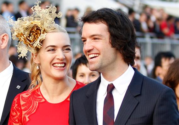 Kate Winslet és Ned Rocknroll 2012 decemberében mondta ki az igent New Yorkban, szintén titokban.