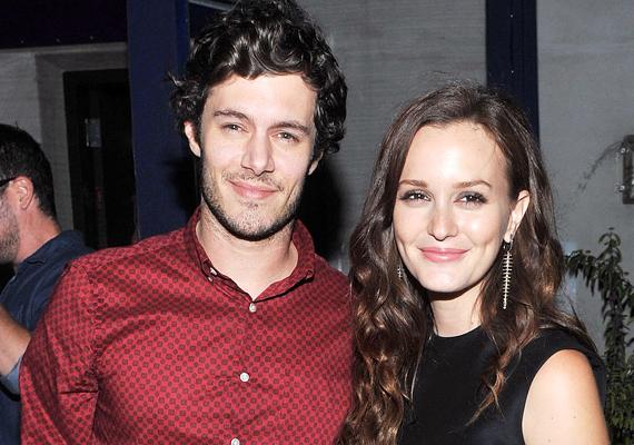 Leighton Meester nem lacafacázott, három hónap után hozzáment friss kedveséhez, Adam Brodyhoz 2014-ben, az esküvőt azonban sejteni sem lehetett.