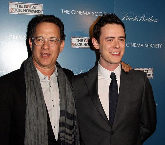 Colin édesanyja a színész első felesége, Samantha Lewes volt, az asszony 2002-ben hunyt el rákban.