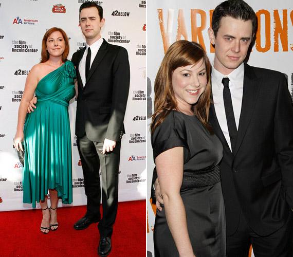 Colin Hanks 2009-ben jegyezte el újságíró kedvesét, egy évvel később házasodtak össze, majd 2011 februárjában megszületett kislányuk.