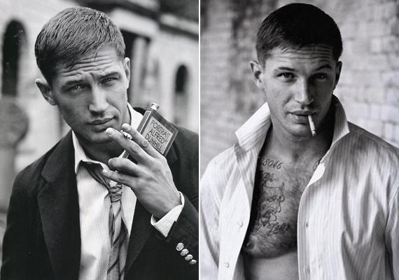 Tudjuk, hogy a dohányzás káros, de tagadhatatlanul jól néz ki Tom szájában a cigaretta. A szabályszegő rosszfiúk valahogy mindig szexisebbek.
