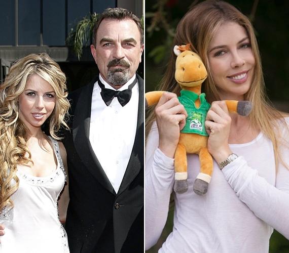 Tom Selleck nagyon büszke a lányára, aki a filmes és más eseményekre is gyakran vele tart. Hannah-nak van egy mostohabátyja, a fiú a színész exfeleségének gyermeke, akit Selleck házasságuk idején adoptált.