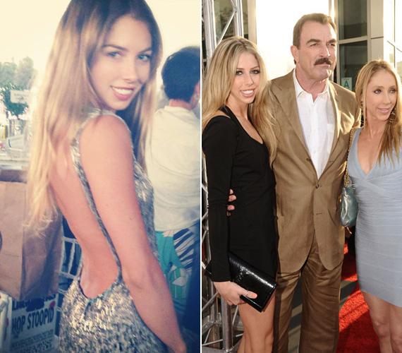 Tom Selleck 1987-ben vette el lánya édesanyját, Jillie Macket, lányuk 1988. december 16-án született.