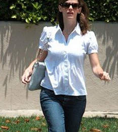 9. helyen: Jennifer Garner