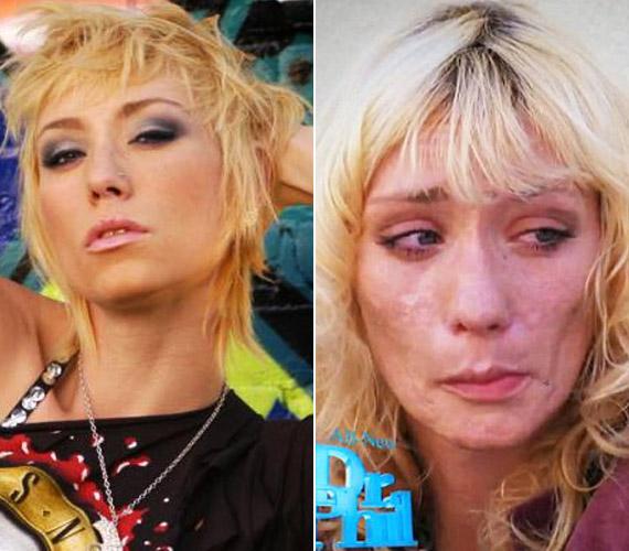 A Topmodell leszek egykori versenyzője, Jael Strauss a műsor után ördögi körbe került, és egyre lejjebb csúszott.A most 30 éves modell már hat éve kábítószerfüggő, a drog pedig nemcsak a szervezetét tette tönkre, de mára hajléktalanná is vált miatta.