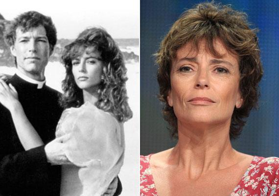Megan Ward a Tövismadaraknak köszönheti szerelmét: a Luke-ot alakító Bryan Brownnal egymásba szerettek a forgatáson, még 1983-ban összeházasodtak, két lányuk és egy fiuk van.