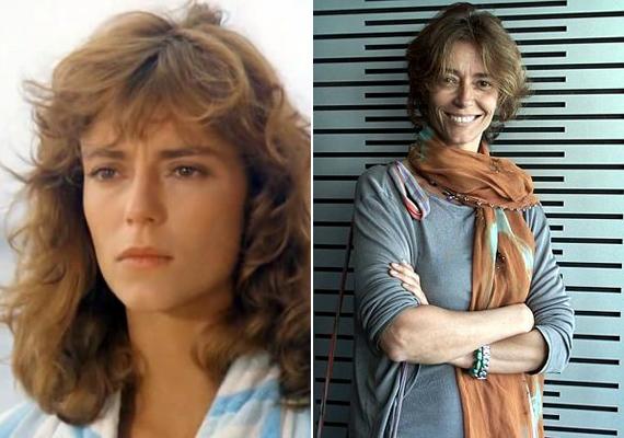 Ennyit változott a színésznő 30 év alatt. Rachel Ward arca máig megőrizte bájos vonásait. Plasztikáztatásról hallani sem akar, szerinte természetesen sokkal szebb az arca.