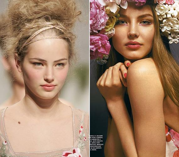 Ruszlana Korsunova kazahsztáni modell volt, 15 éves korában fedezték fel, olyan tervezőkkel és márkáknak dolgozott, mint Vera Wang, Nina Ricci, a Kenzo, a Moshino, a Pantene vagy a Clarins. 2008 júniusában, 20 éves korában leugrott manhattani lakásából, a kilencedik emeletről, azonnal meghalt. Halálát öngyilkosságnak könyvelték el, bár búcsúüzenetet nem hagyott, és az édesanyja szerint lánya jól volt. A modell pár hónapig egy különös szektába járt, ahol terápiás céllal elő kellett hívniuk a legrosszabb élményeiket, egyesek szerint ez sem volt rá jó hatással, és előidézhette az öngyilkosságot.