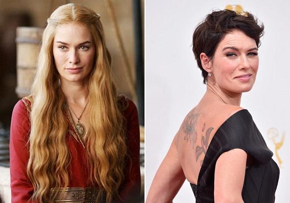 Lena Headey is sokban különbözik a karakterétől, bár állítása szerint nagyon a szívéhez nőtt Cersei, hiszen mindketten igazi rosszfiúk.