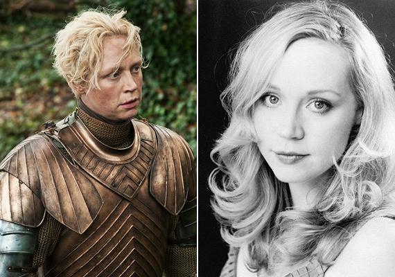 Hosszú, aranyszínű loknijaival akár még Daenerys szerepében is el tudnánk képzelni a színésznőt, aki a sminkesek és jelmeztervezők segítségével szinte férfiassá válik a vásznon.