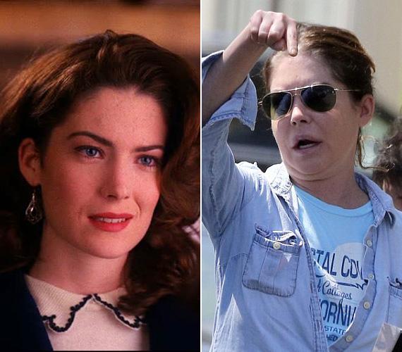 Amit Lara Flynn Boyle művelt magával - vagy vele műveltek a plasztikai sebészek -, az egyszerűen felfoghatatlan. Az egykor bájos arcú színésznő, aki Donna Haywardot alakította a Twin Peaksben, mára iszonyatos roncsnak néz ki, ahogy azt friss fotója is bizonyítja. Nem csoda, ha a 44 éves sztárral már dolgozni sem nagyon akarnak Hollywoodban, utoljára a Lucky Dog című vígjátékban kapott egy kisebb szerepet.