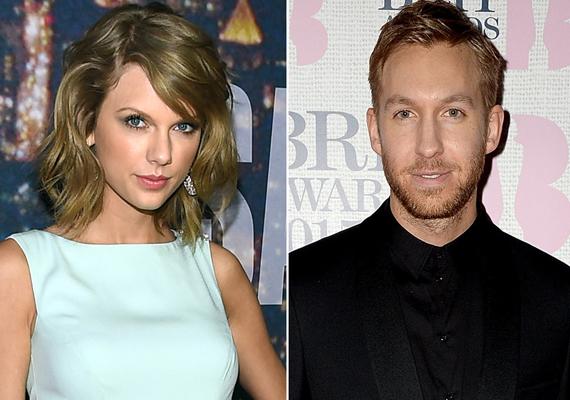 Taylor Swift és Calvin Harris: februárban a brit zenei díjátadón találkoztak, március óta pedig folytak a találgatások arról, vajon együtt vannak-e. Az énekesnő és a skót dj-énekes kapcsolatát Taylor az Instagramon erősítette meg, egész egyszerűen egy közös fotóval.