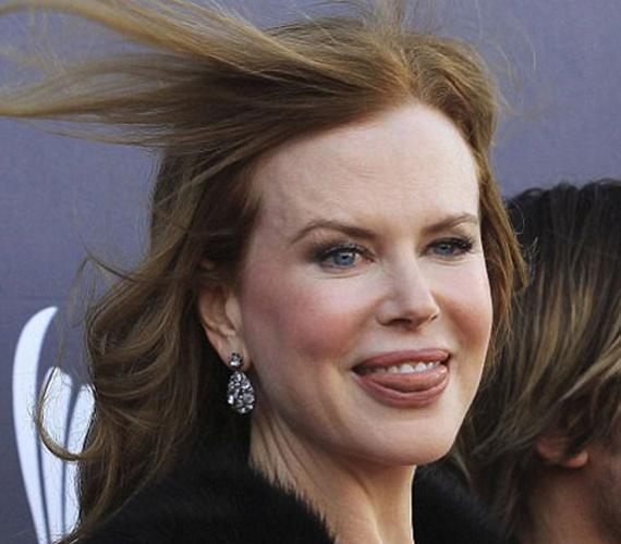 Nicole Kidmant is utolérte az idő, hiába harcol orvosaival az öregedés ellen.