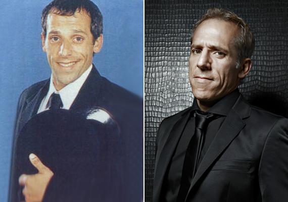 Rockyt, a jóképű sofőrt, aki az elkényeztetett Vickyt szemelte ki magának, Marcelo Mazzarello alakította a sorozatban. A színész azóta is aktív, kisebb brazil szappanoperákban szerepel.