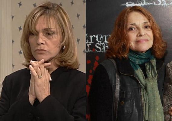 Fernanda Mistral játszotta Ivo anyját, aki megkeseríti Milagros életét. A színésznő tavaly szeptemberben töltötte be a 80. életévét, 2009 óta már nem láthattuk képernyőn.