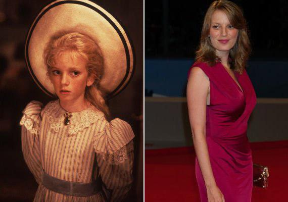 A sorozat félárva főhősnőjét a történet szerint alig 10 évesen küldte milliomos apja korán elhunyt anyja két lánytestvéréhez, Hetty és Olivia Kinghez. A ma már 35 éves kanadai színésznőnek a való életben is 11 évesen hunyt el az édesanyja. A sorozat óta íróként, producerként és rendezőként is jegyzik. Sarah Polley rendezői debütálása a 2006-os Away from Her című alkotás volt, amit Oscar-díjra is jelöltek a legjobb adaptált forgatókönyvként. 2003-ban kötött házassága hét év után véget ért. 2011-ben férjhez ment, februárban pedig megszületett kislánya, Eve.