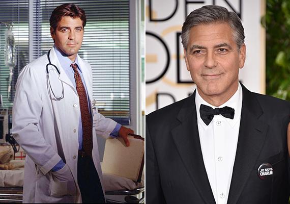 A Doug Rosst alakító George Clooney volt a szereplők közül az egyetlen, akinek sikerült kitörnie a jóképű sorozatsztár szerepéből, mindezt nem is akárhogyan tette. Két Oscar-díjat is bezsebelt, az egyiket a Szirianában megformált alakításáért, a másikat az Argóban végzett produceri tevékenységéért. A hírnevet azonban nem ezek a filmek hozták meg, hanem az Ocean's sorozat, amelyben három részen át alakította a szerethető tolvajt, Danny Oceant. Clooney magánélete mindig a sajtó kedvenc beszédtémája volt, mert egyetlen hölgy mellett sem találta a boldogságot. Ez azonban 2014-ben megváltozott, ekkor vette feleségül Amal Alamuddin ügyvédnőt.