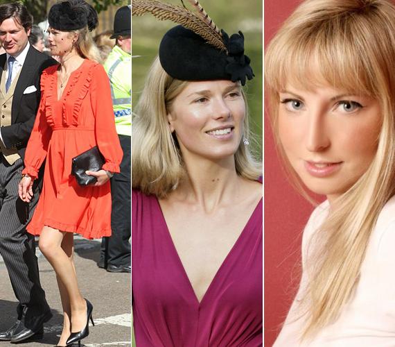 És akkor jöjjenek Vilmos barátnői. Davina Duckworth-Chaddal még 1999-ben találkozott a herceg, azóta a 34 éves szépség férjhez ment, és két gyermeket szült.