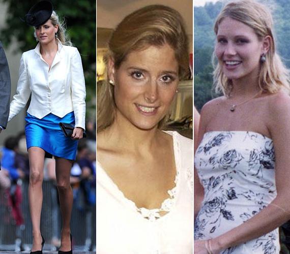 A 33 éves Natalie Hicks-Lobbecke a lovaspólóklubban jött össze Vilmossal, és állítólag még ma is flörtöl a herceggel, ha ott találkoznak.