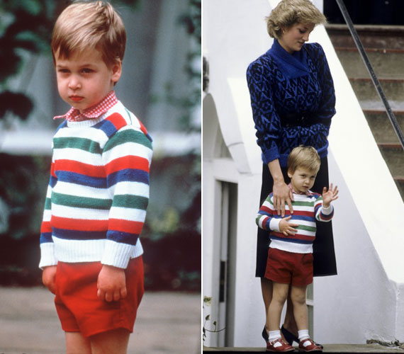 1985. szeptember 24-én Vilmos elkezdett járni Mrs Mynor's Nursery School Notting Hill-i óvodájába - ezzel gyermekkorának egy szakasza lezárult.