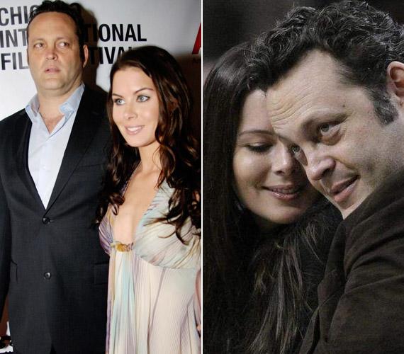 A színész feleségével, Kylával 2010 januárjában házasodott össze, amit nem sokkal később első gyermekük érkezése követett.