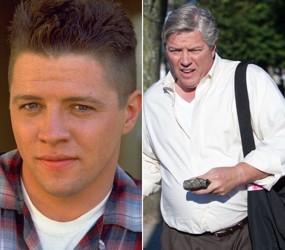 Marty ősellenségét, Biffet Thomas F. Wilson színész keltette életre a filmben, illetve a folytatásokban is. A dührohamoktól szenvedő Biff karakterével ellentétben a színész jó kedélyű figura, aki stand uposként is keresi a kenyerét. Mivel sokat kérdezgetik a mai napig Biffről, a fellépéseibe is beépített egy blokkot, amiben válaszol a kíváncsiskodóknak. Emellett rendszeresen szinkronizál, egyebek közt a Spongyabob Kockanadrág rajzfilmben is hallható.