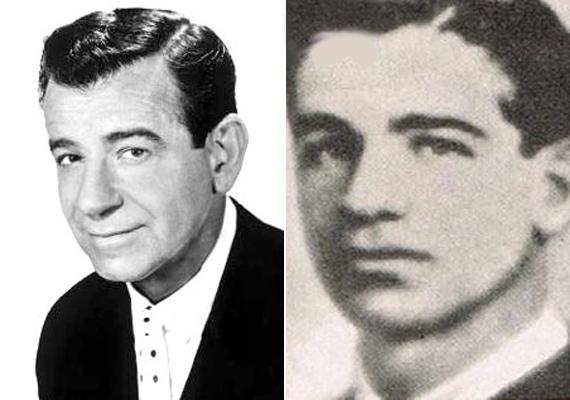 Az évek során nem sokat változott az arca. Ez a kép az iskolai évkönyvéből került elő, és mint látható, a hírességnek tizenévesen is ugyanolyanok voltak a vonásai, mint 70 évvel később.