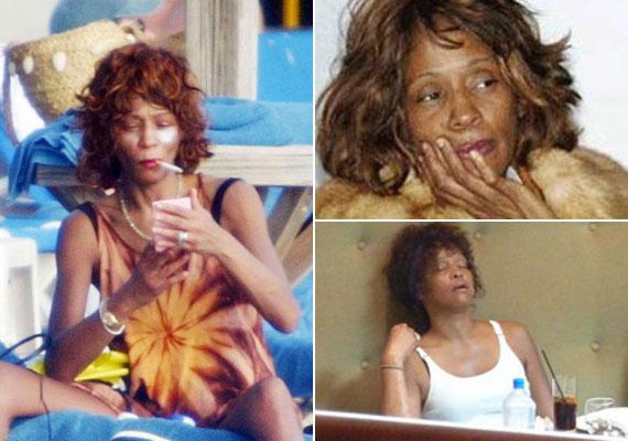 A drog és az alkohol tette tönkre Whitney Houston karrierjét. 2006-ban vonult be egy rehabilitációs központba, ám előtte sokszor kapták lencsevégre őt kábult, ittas állapotban. Az utolsó hat éve erről szólt, mígnem 2012-ben arccal lefelé találtak rá a fürdőkádban.