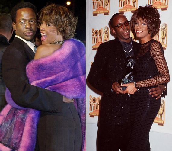 A magánéletben nem volt szerencséje: 1992-ben ment hozzá a balhéiról elhíresült Bobby Brownhoz, akitől 15 évnyi viharos házasság után, végül 2007-ben vált el.