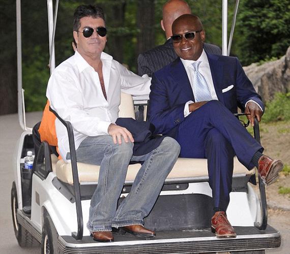 A műsor atyja, Simon Cowell természetesen marad az ítész székében, csakúgy, mint L. A. Reid producer.