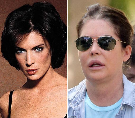A Twin Peaks egykori bombázója, Lara Flynn Boyle a hét elején, március 24-én lett 45 éves. A színésznő karrierje romokban, melyet elrontott sorozatos plasztikai műtéteinek is köszönhet, borzalmasan néz ki az arca. Boyle 2006-ban ment férjhez másodszor, egy ingatlanfejlesztő a férje.