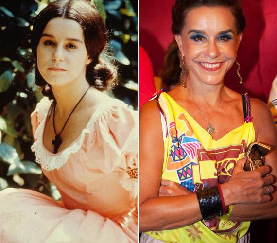 Isaura, azaz Lucelia Santos már 57 éves, és továbbra is sorozatokban játszik, emellett olykor dokumentumfilm-rendezésre is adja a fejét. csakúgy, mint Lucy Lawless, ő is aktívan védi a környezetet, és ha kell, fel is szólal a természet védelmében. Egy fia van, Pedro 1982-ben jött világra.