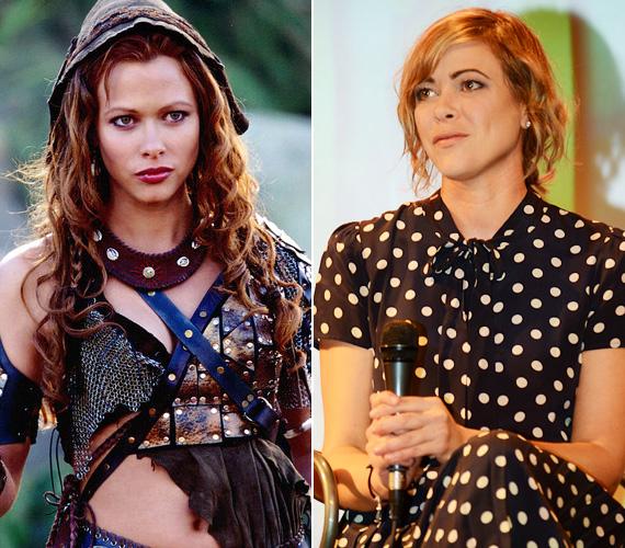 Jennifer Sky Amaricét játszotta a Xenában, aki fiatal amazon harcosként csatlakozott a hercegnőhöz, ám végül elesett egy csatában. A karakter mindössze 6 epizódban bukkant fel, mivel az őt megformáló színésznő a Cleopatra 2525 sorozatban megkapta a főszerepet, ám végül egy évad után befejezték annak a forgatását. Ezután inkább epizódszerepek jutottak neki olyan szériákban, mint a Columbo, a Dragnet vagy a Miami helyszínelők, de máig a Xena az, ami bevallása szerint a leginkább inspirálta a színészi munkáiban. A 38 éves sztár karrierjét modellként kezdte, tinimodellként szerzett rossz tapasztalatait egy videóüzenetben tette közzé idén februárban a Youtube-on.