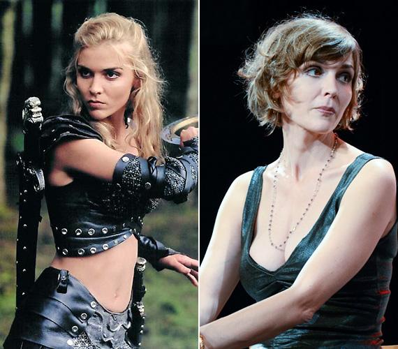 Callisto csinos, ámde pszichopata katakterét Hudson Leick színésznő játszotta el, aki 12 részen keresztül volt látható a sorozatban. Akkor már rutinosnak számított sorozatok terén, hiszen korábban a Melrose Place és a University Hospital epizódjaiban is szerepelt. A Xena után is szériákban folytatta: felbukkant a Kés/alatt, Helyszínelők, True Calling, Shark, Esküdt ellenségek egy-egy részében. A 45 éves sztár több, mint 20 éve jógázik, van jógaoktatói képesítése és tagja a Kaliforniai Jógaoktatók Egyesületének is.