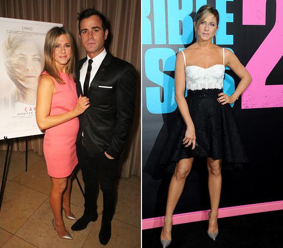 5. Jennifer Aniston: a Jóbarátok egykori sztárjának magánélete mindig is érdekelte az embereket, legfőképpen két kérdésre keresték a választ idén is. Vajon a színésznő mikor megy végre férjhez, és vajon terhes-e már. Ami a férjhez menést illeti, Aniston és párja, Justin Theroux egyelőre halogatják az esküvőt, bár az eljegyzés már megtörtént. Gyerekügyben pedig nemrég azt nyilatkozta a színésznő, hogy kezdi zavarni az érdeklődés, neki így is teljes az élete. Jennifer Aniston idén két filmmel is jelentkezett: a Förtelmes főnökök 2 vígjáték mellett a Cake című drámában játszott, utóbbiban csúnyára maszkírozva.