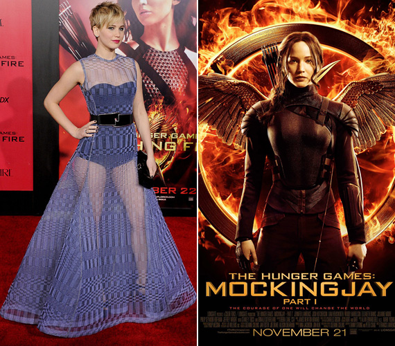 1. Jennifer Lawrence: már annak jogán is várható volt, hogy előkelő helyen szerepel majd a keresési listán a színésznő, hogy a várva várt folytatás, Az éhezők viadala: A kiválasztott idén került a mozikba. Ám Jennifer Lawrence más miatt is az érdeklődés középpontjában volt - a meztelenfotó-botrány egyik áldozataként felszólalt a hackerek ellen, ráadásul Chris Martinnal, Gwyneth Paltrow exével folytatott viszonya is sokakat érdekelt.