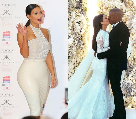4. Kim Kardashian: a valójában semmi érdemlegeset nem csináló celebhölgy kiválóan ért ahhoz, hogyan érje el, hogy róla beszéljenek. A májusi esküvőjét már hetekkel előtte beharangozta, az Instagramra feltöltött csókolózós fotót lájkolták legtöbben a közösségi oldalon 2014-ben. Ősszel a fenékvillantós Paper magazinos címlappal borzolta a kedélyeket, de lényegében elég csak felvennie egy szűk ruhát bármely rendezvényre, és máris róla cikkeznek a lapok.